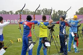 Back tension in archery