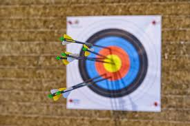 Good grouping of arrows