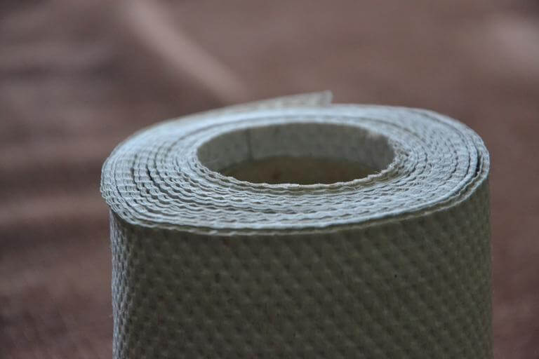 Use Cloth Rolls to Make Toilet paper